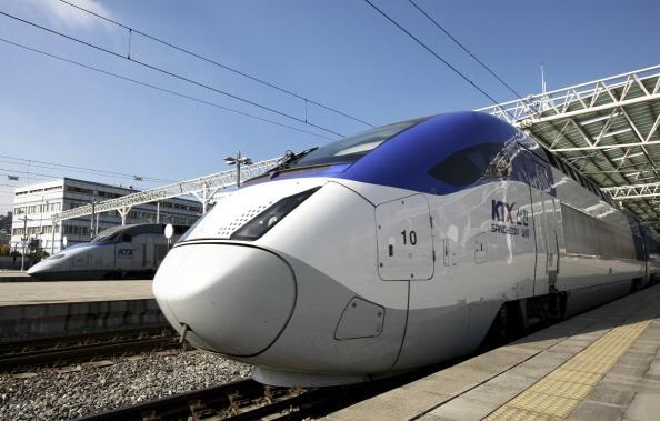 גם ברכבות - מהירות בקוריאה זה שם המשחק