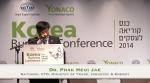 הטכנולוג של קוריאה - אנחנו מאוד מצליחים אבל עדיין רעבים