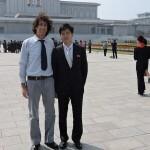 אל צפון קוריאה ו(אפילו) בחזרה