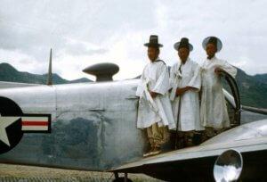 תמונות של דרום קוריאה לאחר מלחמת קוריאה