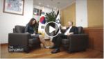 הדיפלומט - ראיון קוריאני עם שגריר ישראלי