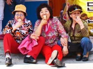 אוכלוסיית דרום קוריאה הולך ומזדקנת