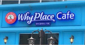 בתי קפה בסיאול דרום קוריאה הפכו לתופעה נרחת