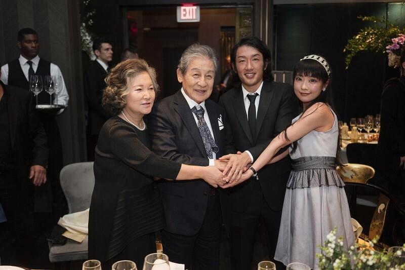 משפחת המלוכה של דרום קוריאה