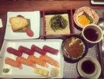 מסעדת טונה קוריאנית - טרי וכשר (יחסית)