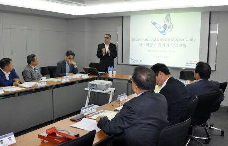 ההזדמנות הישראלית של הציוד הרפואי הקוריאני