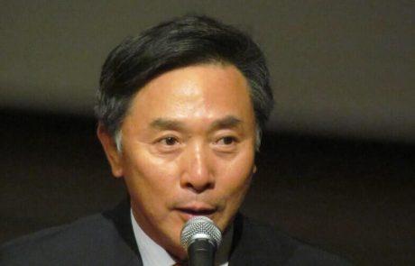 דבר השגריר הקוריאני