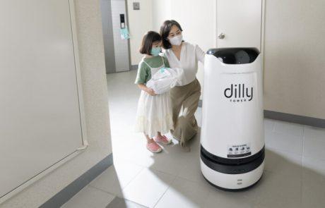 הרובוט שדופק בדלת. הפגנות- רק לבד! – ירחון קוריאה אוג׳ 21