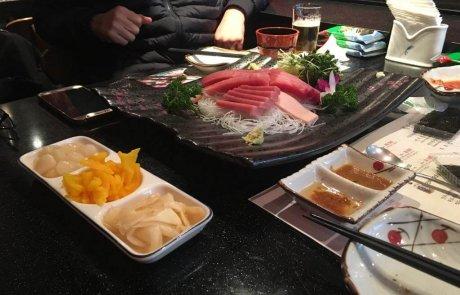 רק תאכלו ממנו נא! סצנת פרי הים הקוריאני