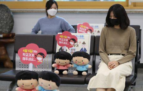 קורונה בקוריאה – עדכון יומי