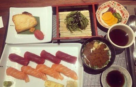 מסעדת טונה קוריאנית – טרי וכשר (יחסית)